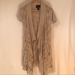 Cynthia Rowley sweater-size S